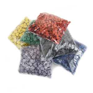 bags of 2513 Lobster bands different colours