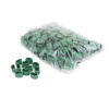 Green 2513 lobster rubber bands
