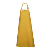 Yellow Guy Cotten Apron for sale