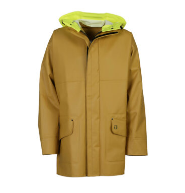 Yellow Guy Cotten waterproof jacket