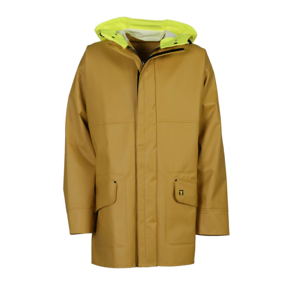 Yellow Guy Cotten waterproof jacket